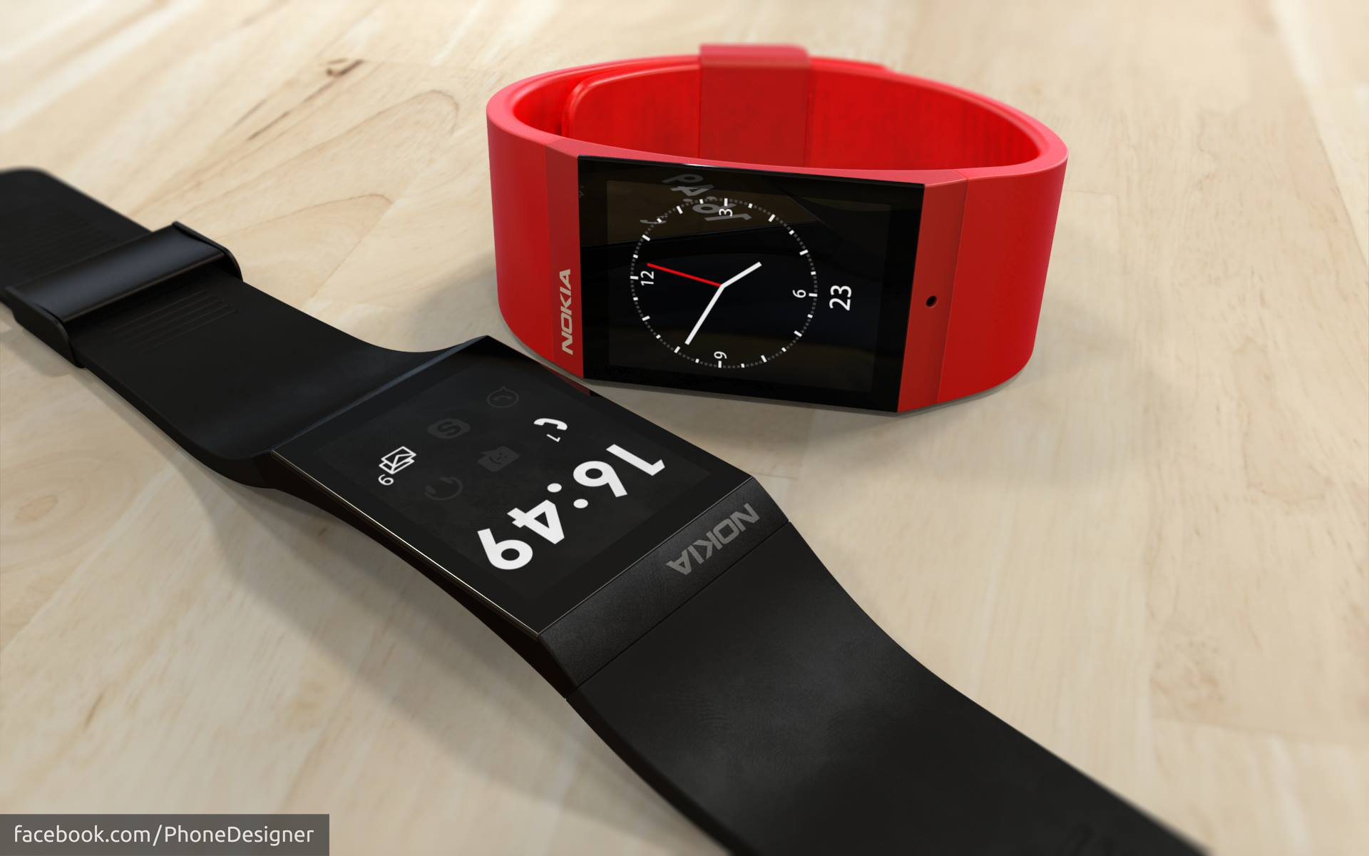 "Watch "" out! … Here comes the smartwatch."